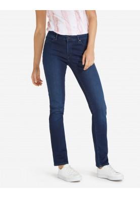 Wrangler dámské džíny modré Slim