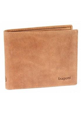 Bugatti pánská kožená peněžnka