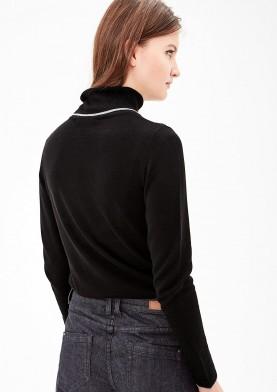 s.Oliver dámský svetr s rulákem