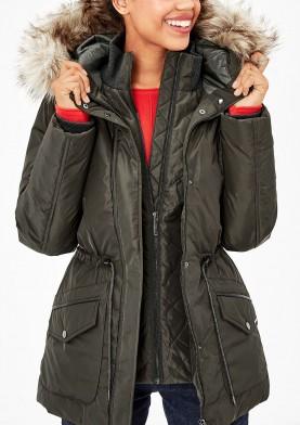 s.Oliver zimni bunda dámská