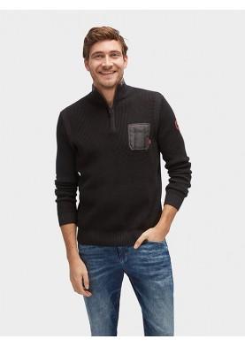 Tom Tailor pánský svetr s kapsou