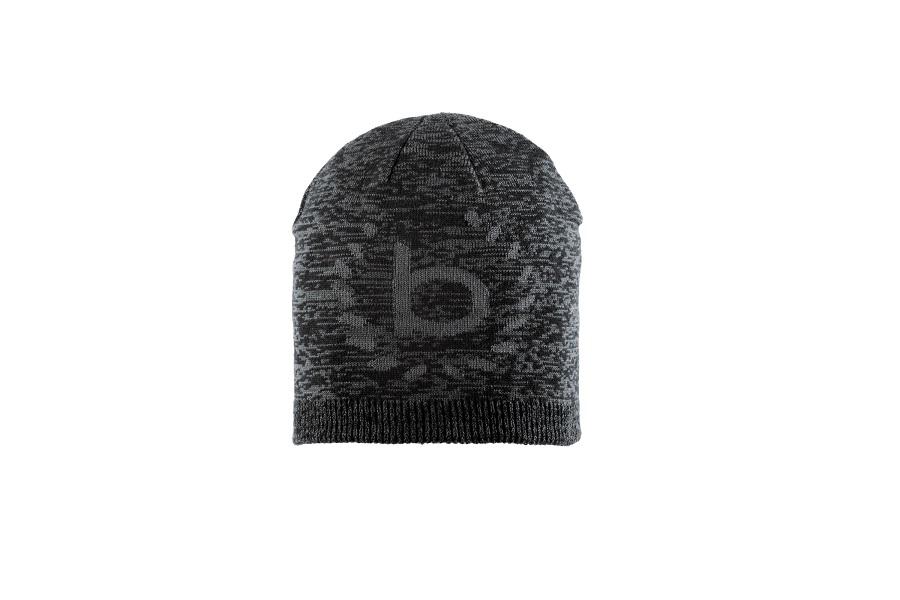 Bugatti pánská zimní čepice 23481527069 Šedá