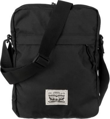 Levis pánská taška černá 38005-0001 Černá