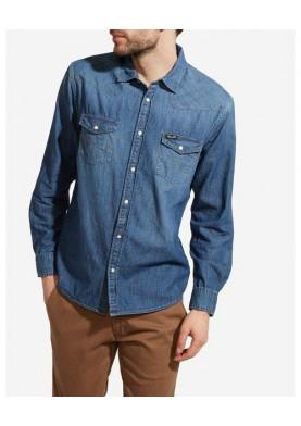Wrangler pánská džínová košile