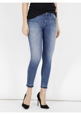 Mavi kotníkové dámské džíny Adriana