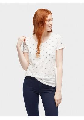 Tom Tailor dámské tričko s kapsou
