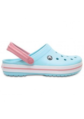 Crocs Crocband Ice Blue/White