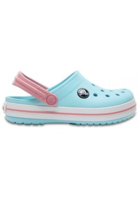 Crocs Crocband Kids Ice Blue/White