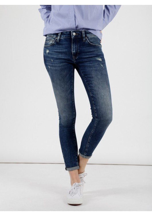 Mavi dámské kotníkové džíny Lexy