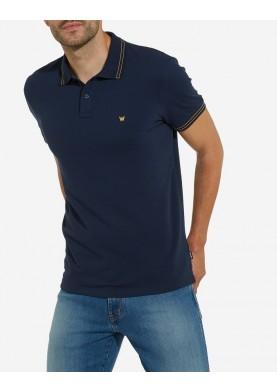 Wrangler pánské tričko s límečkem
