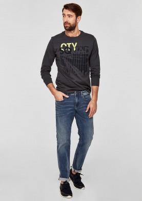 s.Oliver pánské džíny modré