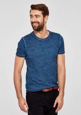 s.Oliver pánské tričko s potiskem