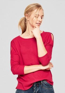 s.Oliver dámské tričko s dlouhým rukávem