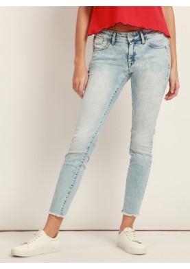 Mavi kotníkové džíny Lexy