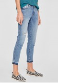 s.Oliver dámské kotníkové džíny