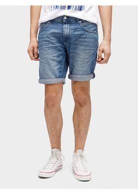 Tom Tailor pánské džínové kraťasy