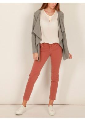 Mavi kalhoty s kotníkovou délkou