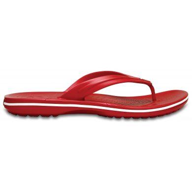 Crocs Crocband Flip Pepper Červená 36-37