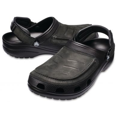 Crocs Yukon Vista Black Černá 42-43
