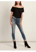 Mavi dámské kotníkové džíny