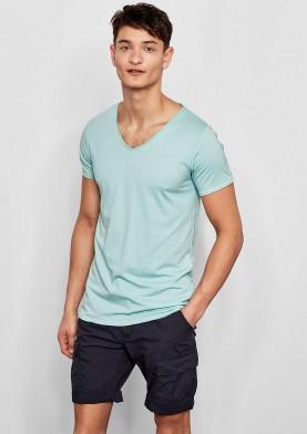 s.Oliver pánské tričko s véčkem