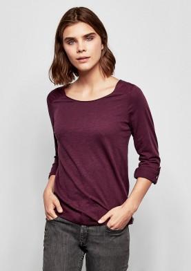 s.Oliver Q/S dámské tričko s dlouhým rukávem