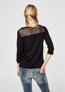s.Oliver dámské triko s třpytkami