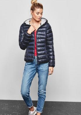 s.Oliver Q/S dámská prošívaná bunda