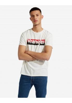 Wrangler pásnké tričko