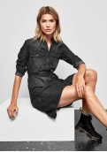 s.Oliver Q/S dámské džínové šaty