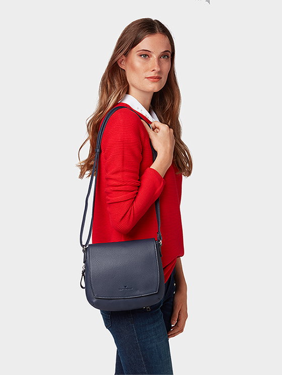 Tom Tailor dámská kabelka 24060/04 Modrá