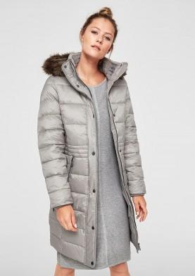 s.Oliver dámský péřový kabát