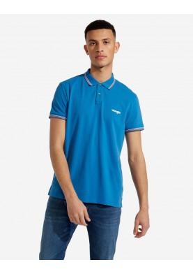 Wrangler pánské triko s límečkem