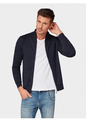 Tom Tailor pánský rozepínací svetr