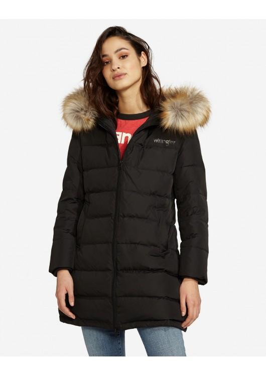 Wrangler dámský zimní kabát