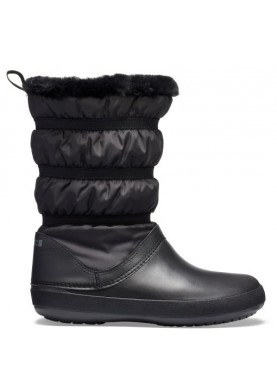 Crocband Winter Boot Black