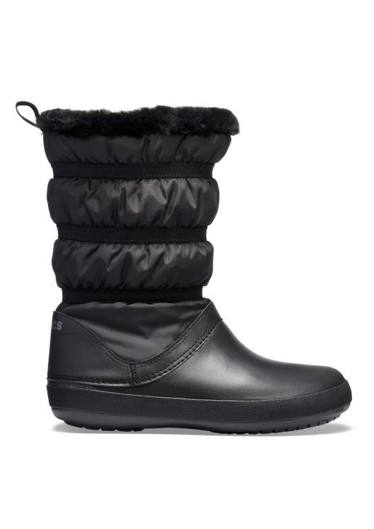 Crocband Winter Boot Black