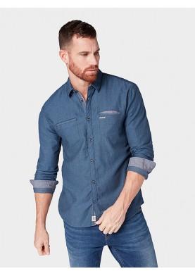 Tom Tailor pánská  košile s dlouhým rukávem