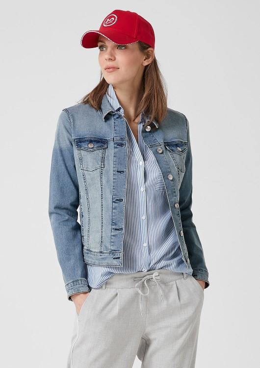s.Oliver dámská džínová bunda