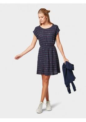 Tom Tailor Denim dámské šaty
