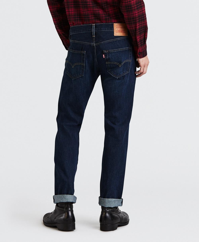 Levi´s pánské džíny 501 00501-2698 Modrá W36/L36