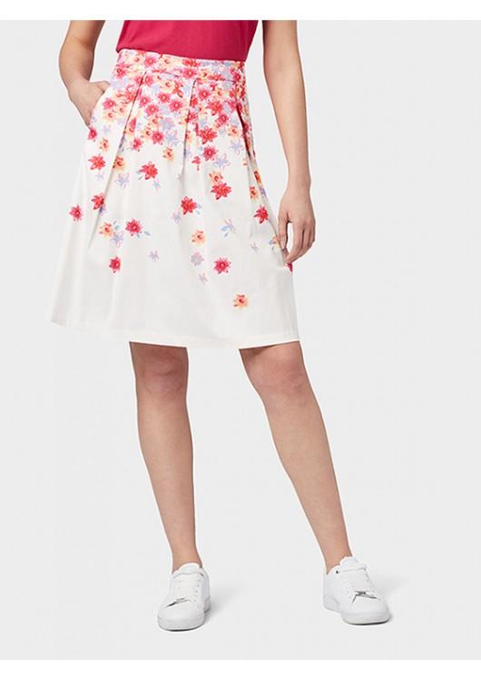 7733cc5bfa60 Tom Tailor dámská letní sukně - Superjeans.cz