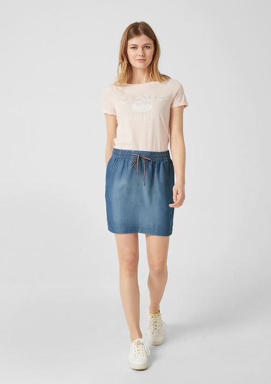 s.Oliver Q/S džínová sukně