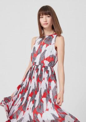 s.Oliver Q/S dámské letní šaty