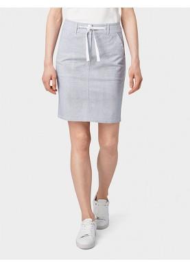 Tom Tailor sukně s jemným proužkem