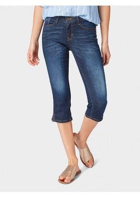 Tom Tailor dámské džínové 3/4 kalhoty