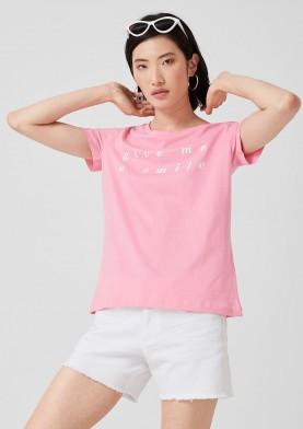 s.Oliver dámské tričko z africké bavlny