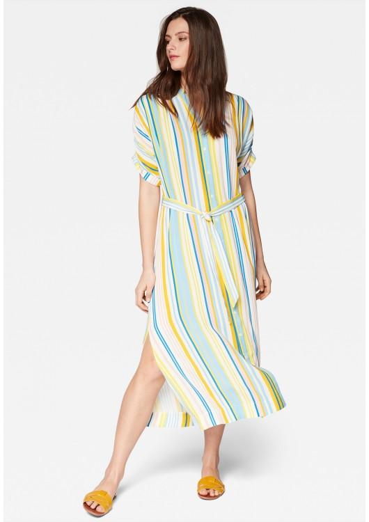 Mavi dlouhé letní šaty
