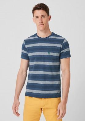 s.Oliver pánské triko s proužkem
