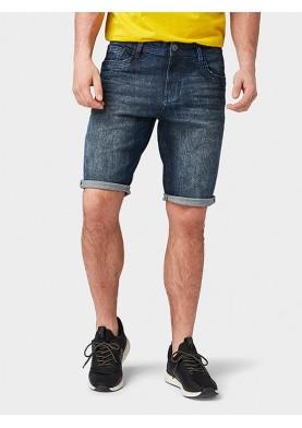 Tom Tailor pánské džínové šortky